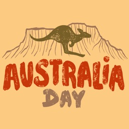 Australia Day Live Stickers