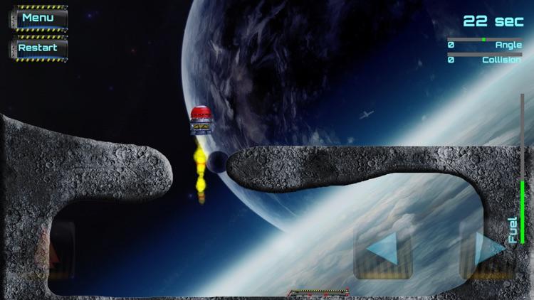 Lunar Lander Relaunched