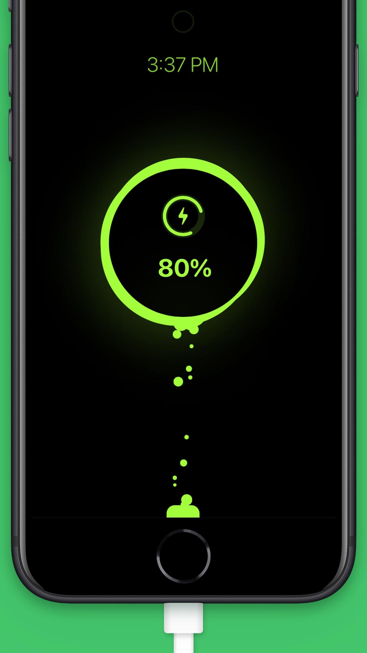 Screenshot do app Charger Play