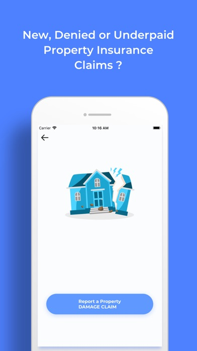 MyClaimApp app image