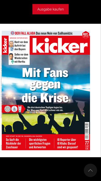 cancel kicker eMagazine subscription image 2