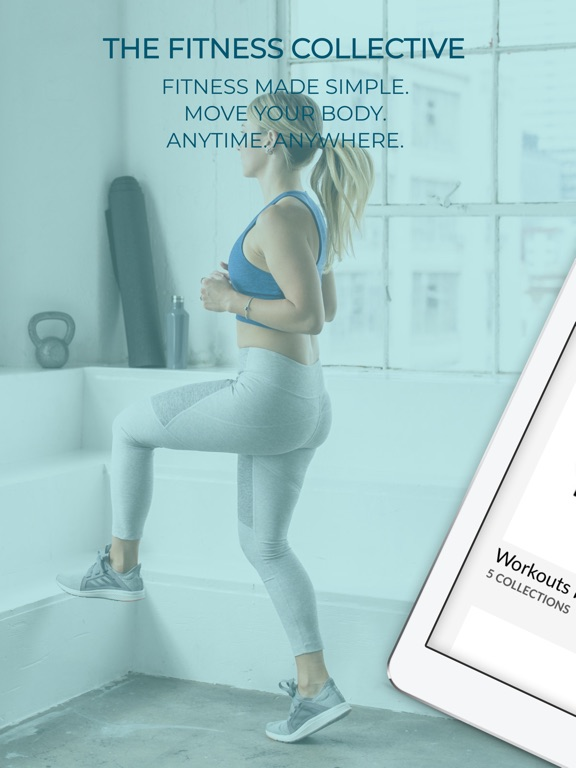 The Fitness Collective screenshot #1
