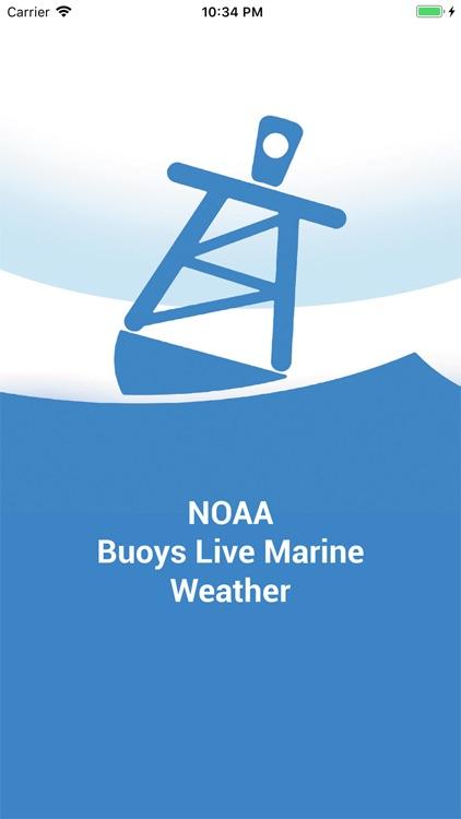 NOAA Buoys Marine Weather PRO screenshot-7