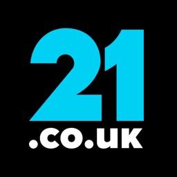 21.co.uk Online Casino