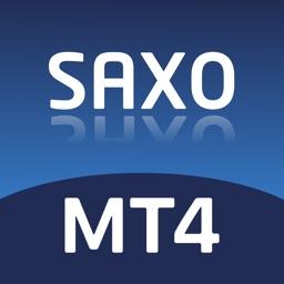 Saxo Metatrader 4