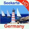 Deutschland HD GPS Seekarten