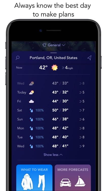 Saildrone Forecast - Weather screenshot-0