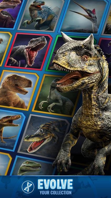 Jurassic World Alive screenshot-5