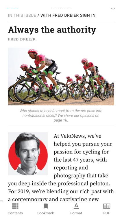 Velonews Magazine screenshot-1