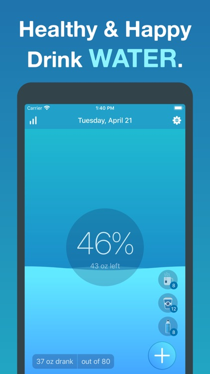 Hydro Coach | Hydration App