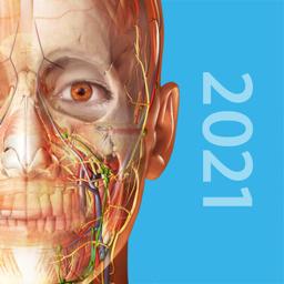 Ícone do app Human Anatomy Atlas 2021