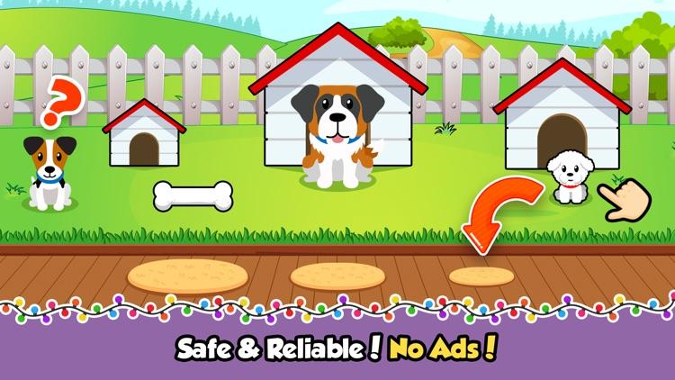 Baby Games for Preschool Kids screenshot-3