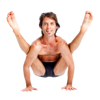 Naked Buddha - Michael Gannon's Ashtanga Yoga artwork