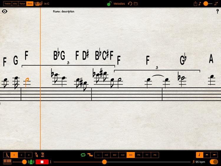 Melody Composer screenshot-3