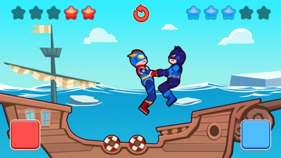 Screenshot for Wrestle Jump Man-Fight Club in Spain App Store