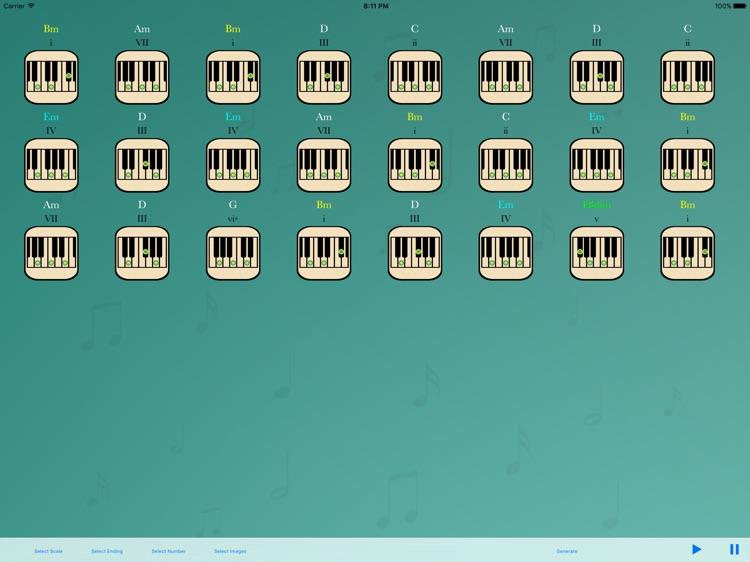 Chord Progressions Pro