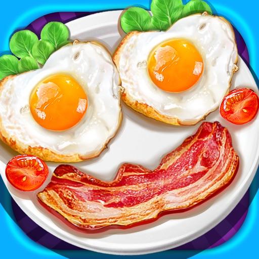 Food Games: Breakfast Maker