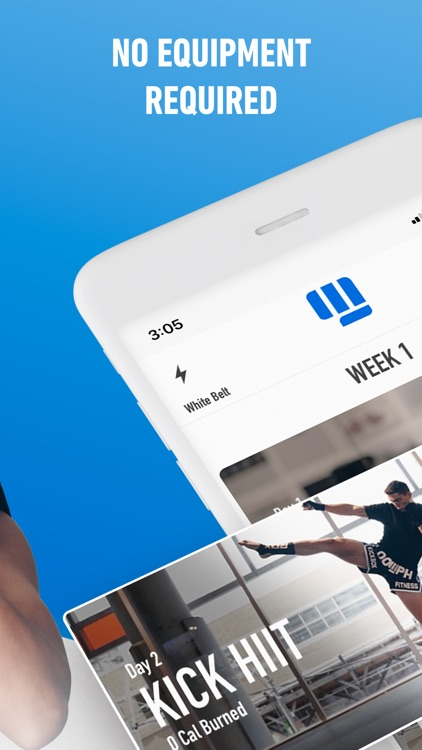OOMPH: Kickboxing Workouts screenshot-1