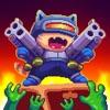 Cat Fire - Pixel Shooter - iPadアプリ
