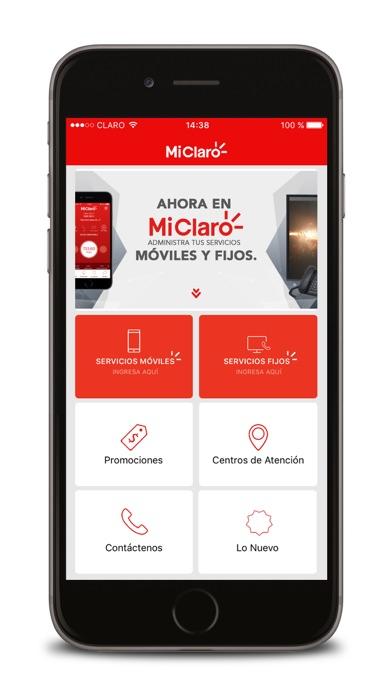 Screenshot for Mi Claro Ecuador in Ecuador App Store