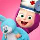 Маша и Медведь Доктор игрушек
