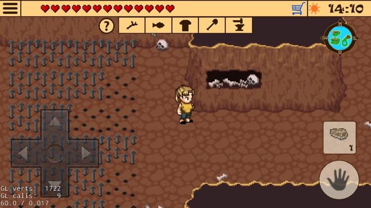 Survival RPG 2:Temple Ruins 2d screenshot-6