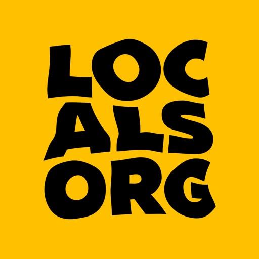 Locals.org — Make new friends.