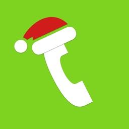 Call Santa - naughty nice call