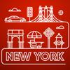 ニューヨーク 旅行 ガイド &マップ