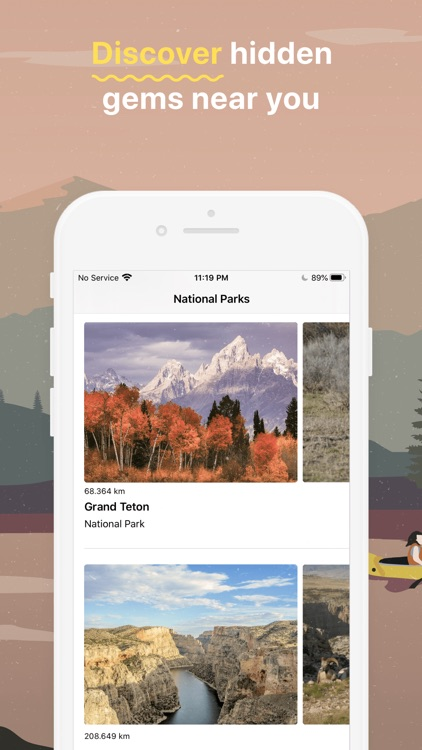 ParkQuest National Park Guide screenshot-4