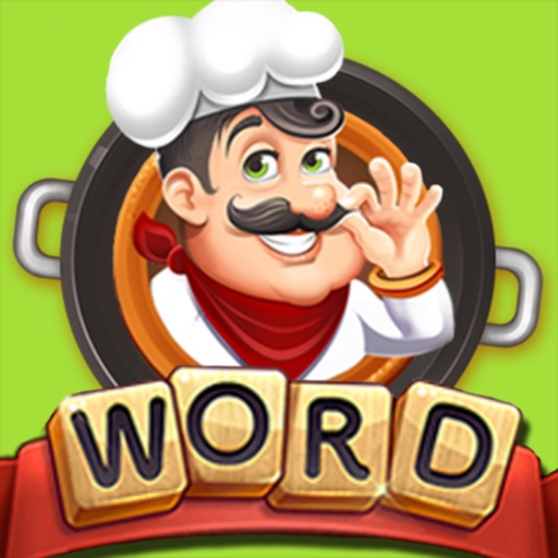 Word Chef Mania: Puzzle Search