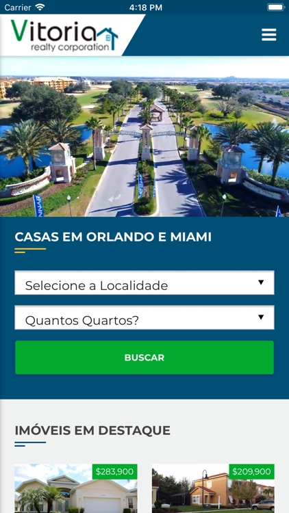 Vitoria Realty screenshot-0