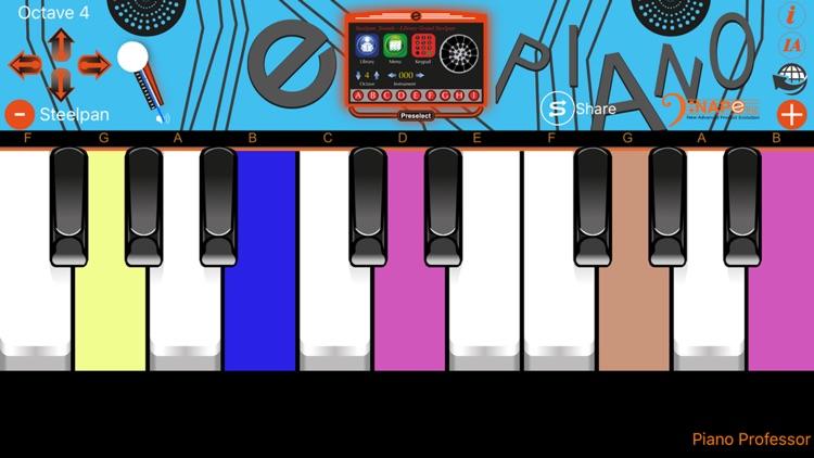 Piano App GOLD screenshot-5