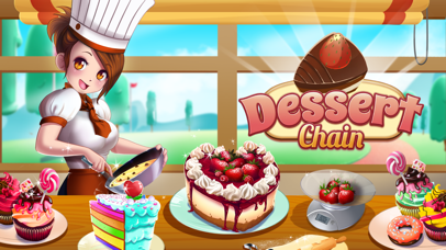 download Dessert Chain: Cooking Game