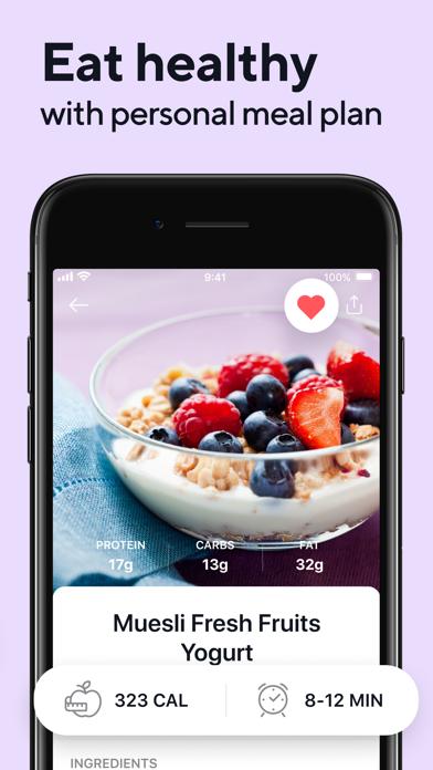 Organic Dance: Weight Loss Appのおすすめ画像6