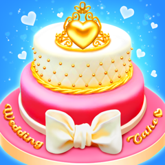 Wedding Cake - Baking Games