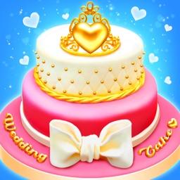 Wedding Cake - Baking Games