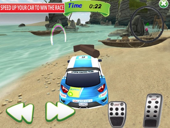 Racing Water Surfing Car screenshot 4