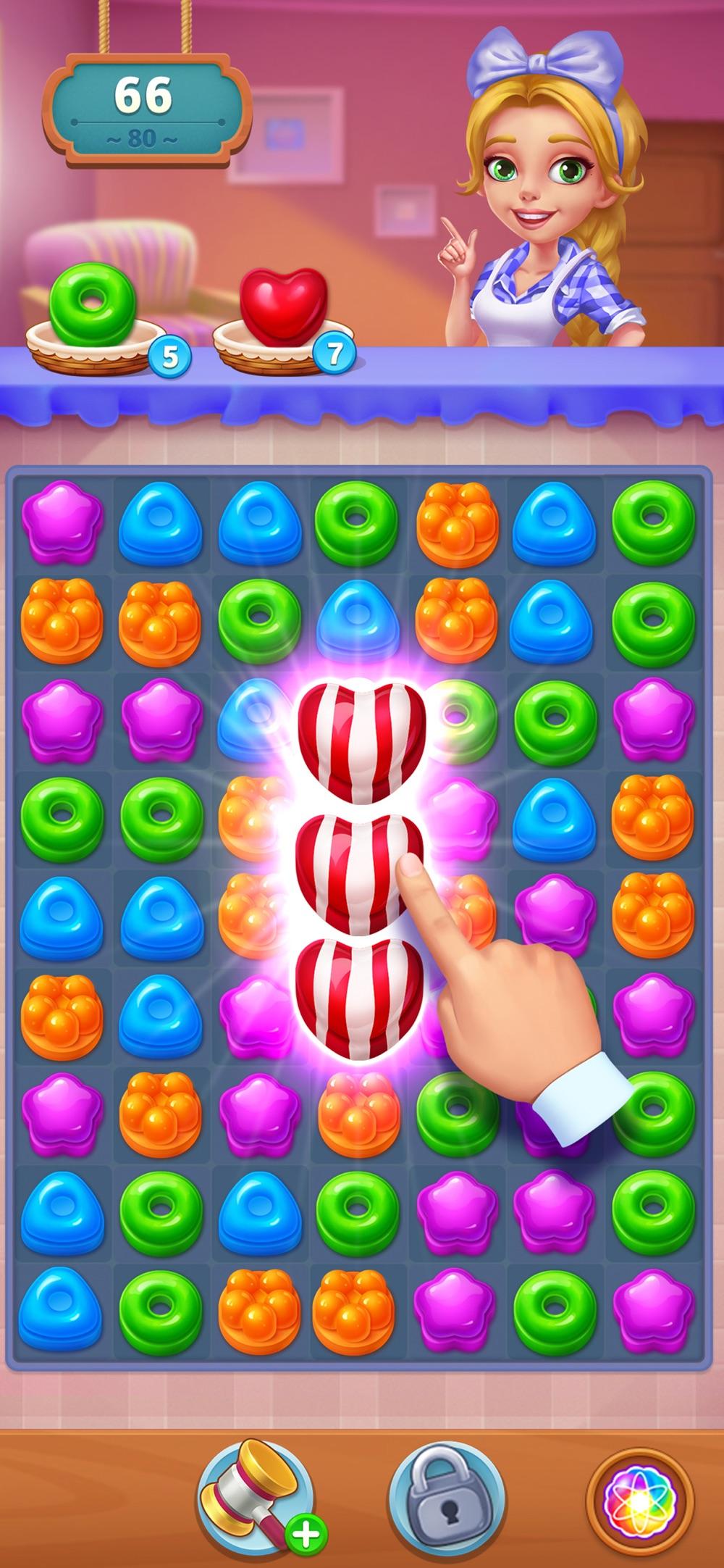 Candy Smash Mania – Match 3