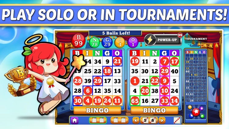 Bingo Heaven: Bingo Games Live screenshot-3