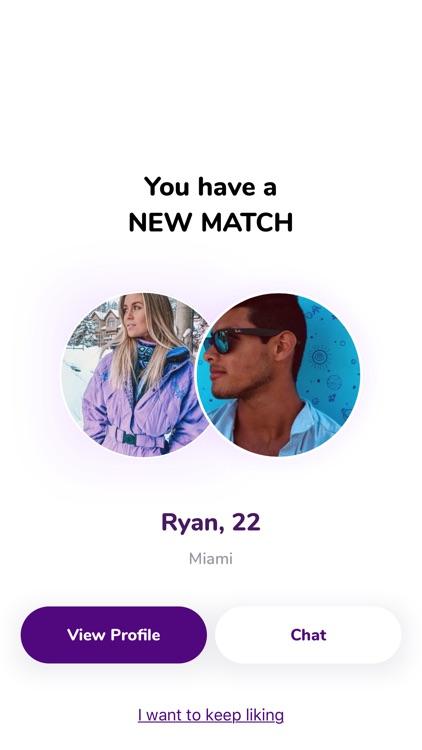 LikeU - Dating & Matchmaking screenshot-3