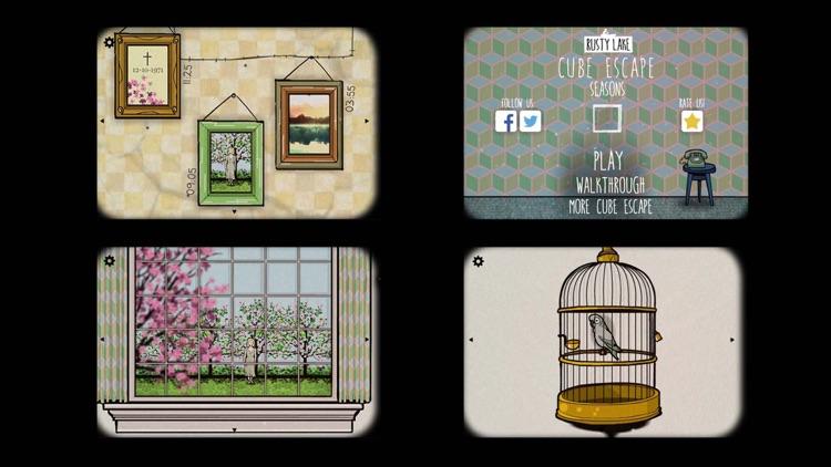Cube Escape: Seasons screenshot-4