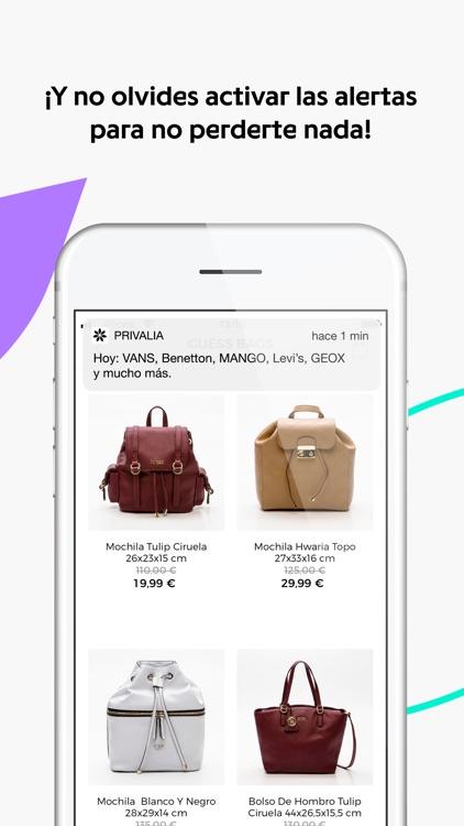 Privalia - Outlet de marcas screenshot-4