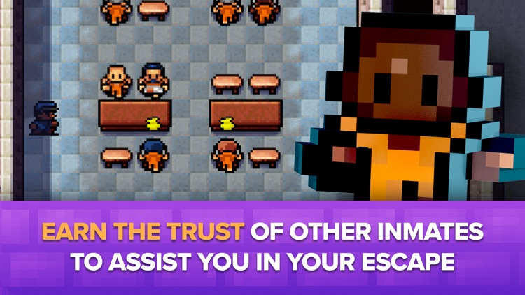 The Escapists: Prison Escape screenshot-4
