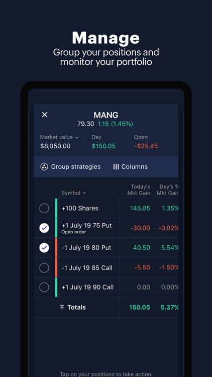 Power E*TRADE-Advanced Trading screenshot-5