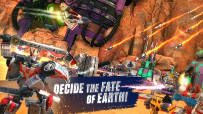 download Transformers: Earth Wars