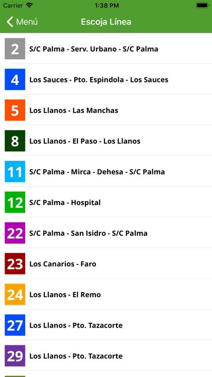 Transportes Insular La Palma