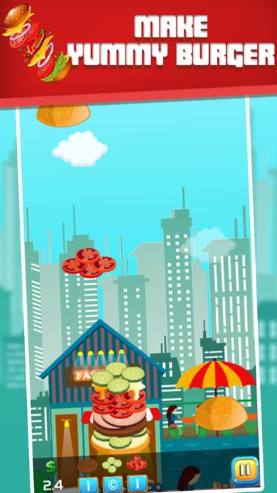 Sky High Burger screenshot 3
