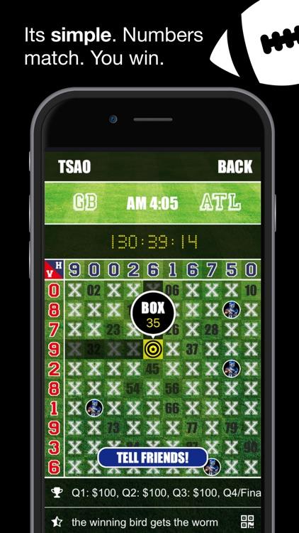 10x10 Sports Squares - Pool screenshot-0
