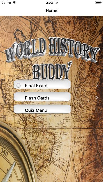 World History Buddy 2019 screenshot one